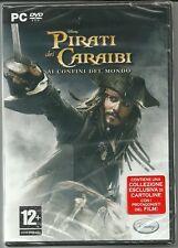 Pirati dei caraibi ai confini del mondo PC