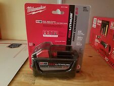 NEW Milwaukee M18 REDLITHIUM High Demand 9.0 Battery Pack 48-11-1890