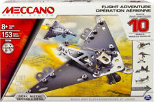Meccano Maker System Flight Adventure 10 Model Set Assortment Spin Master 15204