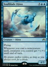 Soulblade Djinn FOIL | NM | préversions promos | Magic MTG