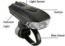 Smart CREE xpg LED 400lm lampe de vélo phares front lumière Bicycle Bike Light