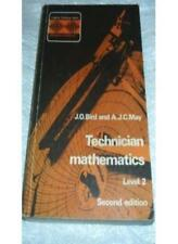 Technician Mathematics, Level 2  (Longman Technician Series),John O. Bird, A. J