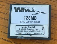 WMS Magic Crystal Game Card Card #46