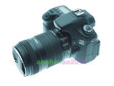 Canon EOS 60D 18.0MP Digital SLR Camera Black 18-135mm lens image stabiliser is