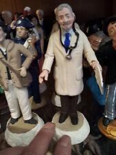 Figur Doktor Arzt 15 cm Hirte Krippe Terracotta Hirten Crib Dvv