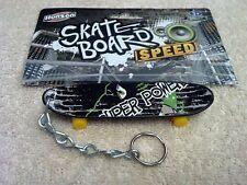 Skateboard, Key Chain, SKATE BOARD SPEED, HUNSON, MODEL# 112714441