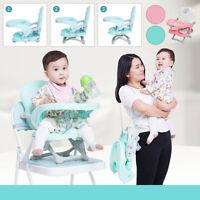 Tragbar Faltbar Kleinkind Fressender Stuhl Restaurants Sitz Sommer Heim Baby