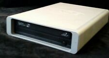LACIE d2 525 SuperWritemaster with LightScribe recorder external drive, no cable