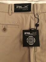 Ralph Lauren - RLX - Golf Shorts - Khaki - Size 38 - FREE SHIPPING!!!!