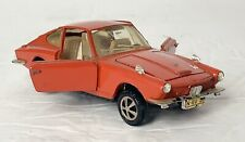 Marklin BMW 1600 GT 1/43 Made In Germany Diecast Model Car Rare Red Color