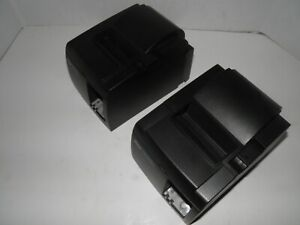 Star TSP100 Thermal POS Receipt Printer TSP143IIIBI w Bluetooth & Power Cord NEW
