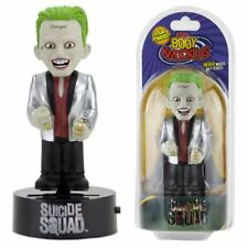 Neca Suicide Squad Body Knockers The Joker Solar Powered Bobble Head Figure