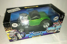 1/18 Diecast 2002 Muscle Machine 1932 Ford Hot Rod Roadster Too Cool Model