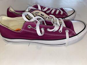 Unisex Converse Chuck Taylor Casual Shoes, 149519F Purple Mens Sz 11/ Women's 13