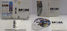 Computer Game Gioco Big Box PC CD-ROM ITALIANO Play ITA - SPORE Galactic Edition