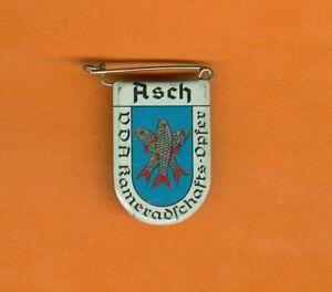 WHW Abzeichen Asch  Sudetenland Böhmen   heute Tschechien