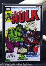 "Incredible Hulk #271 Cover 2"" X 3"" Fridge Magnet. Rocket Guardians of the Galaxy"