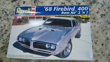 Revell 1/25 Scale Model Kit 85-2342 - 1968 Firebird 400 Ram Air Sealed parts