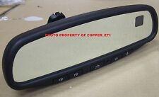 Gentex Compass TEMP Mirror w/Homelink® + Install Kit For 2009-15 Toyota Tacoma