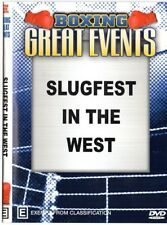 BOXING GREAT EVENTS 4 DVD BUNDLE  - SPECIAL OFFER COLLECTORS EDITION