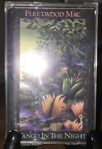 FLEETWOOD MAC - Tango In The Night Cassette Tape, Made In Germany Rare OOP VGC