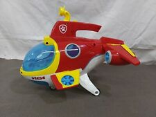 Spin Master Paw Patrol Rescue Air Patroller Plane helicopter lights sounds
