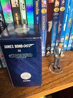 James Bond Corgi Icon Figure M Bernard Lee