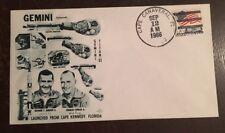 NASA GEMINI XI ASTRONAUT Cover Richard Gordon Charles Pete Conrad 9/12/66 EVA