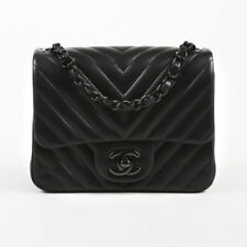 d17c5028cd96 CHANEL Chevron Bags & Handbags for Women for sale | eBay