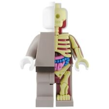 "Original Red Bigger Micro Anatomic 11"" Designer Toy by Jason Freeny Mighty Jaxx"