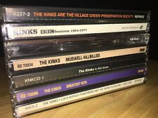 THE KINKS Lot • Complete Singles BBC Sessions Greatest Hits Best Of MORE>>>>>>>