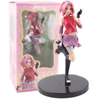 Naruto Shippuden Naruto Gals Sakura Haruno Girls PVC Action Figure Model Toy