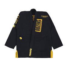 """Manto BJJ Gi """"WAY OF LIFE"""" Black Brazilian Jiu Jitsu BJJ Uniform Kimono Shinobi"""