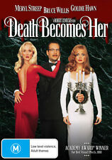 Death Becomes Her  - DVD - NEW Region 4, 2