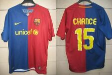 Maillot BARCELONE Nike Barça shirt camiseta n°15 Chance M
