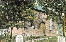 Van Cortlandville Church Where Washington Worshipped, Peekskill NY 1907