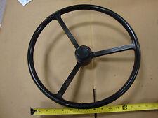 "2000 3000 4000 4200 5000 5200 5600 6600 Ford Tractor Steering Wheel 15"" Row Crop"