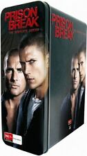 Prison Break - The Complete Series [22 Discs] [Region 4] ~ Tin Set~ DVD