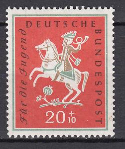 BRD 1958 Mi. Nr. 287 Postfrisch LUXUS!!!