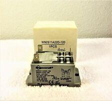 New Magnecraft W92S11A22D-120 Electromechanical Relay DPDT 30A 120VAC 1.6KOhm