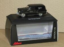 Schuco 1:43 Opel Olympia Caravan Leichenwagen Bestattungsinstitut Ewige Ruhe