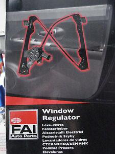 Peugeot 308 4A/4C Hatch Wagon from 09/2007 4 door Front LH Window Regulator