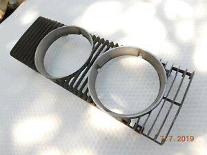 74-76 Mercury Cougar Headlight Door Grille Bezel HEADLAMP 75 D4WB-13064 AA LEFT