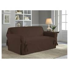 Relaxed Fit Duck Furniture Sofa Slipcover - Serta NEW OPEN PACKAGE