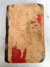 Antique Old Rare Hand Written Urdu Arabic Language Islamic Religious Holy Book