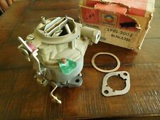 Chevrolet Pickup 6 Cyl Carburetor 1963 1964 1965 1966 1967 Rochester NOS Manual
