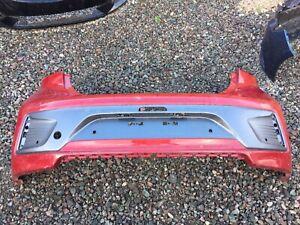 Hyundai ioniq rear Bumper Genuine
