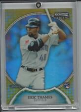 ERIC THAMES RC /50 2011 Bowman Sterling GOLD /50 #29 Rookie RARE
