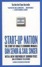 Start-up Nation: The Story of Israel's Economic Miracle .. NEW