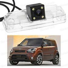 4 LED Car Rear View Camera Reverse Backup CCD Fit for Kia Soul 11 12 2010-2013